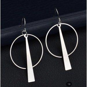 Fresh Spirit Silver Earrings